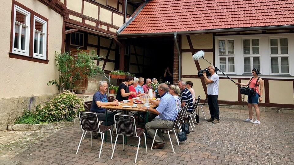 Unser Dorf hat Wochenende: Niederdorla