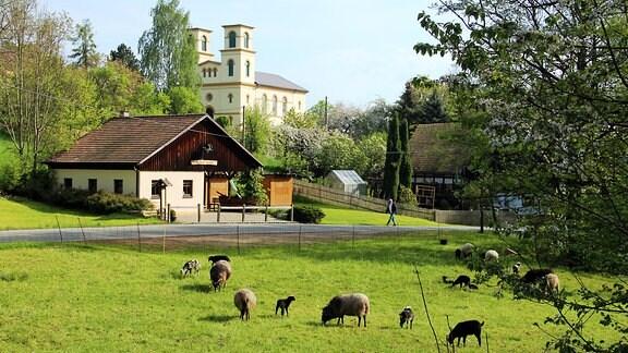 Das Haus des Dorfbackofens