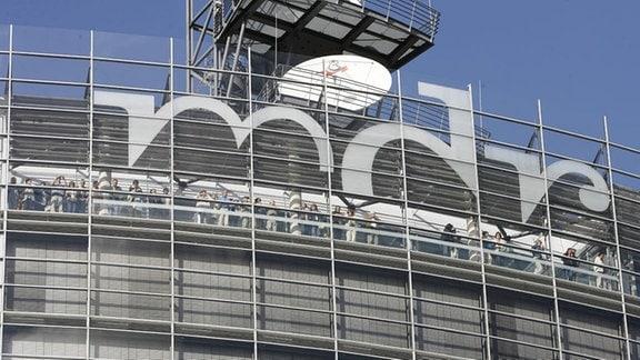 MDR-Zentrale in Leipzig