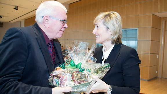 Horst Saage ist neuer Vorsitzender des MDR-Rundfunkrats