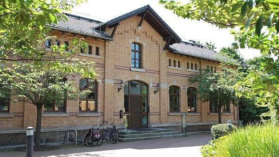 Haus 6 auf dem MDR-Gelände in Leipzig