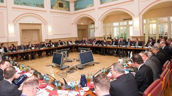 Sitzung des MDR Rundfunkrates am 8. Dezember 2015