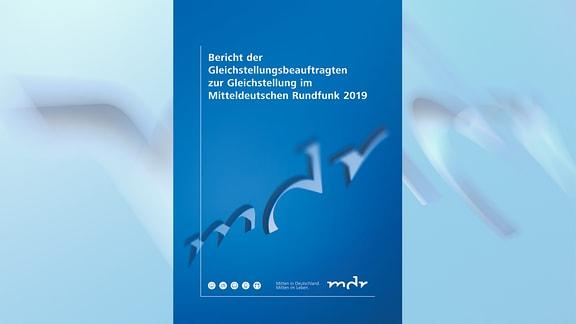 Deckblatt MDR Gleichstellungsbericht 2019