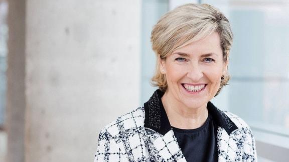 Prof. Dr. Karola Wille - Intendantin des MDR