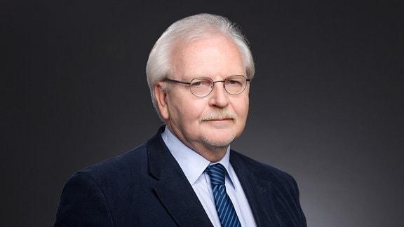 Walter Kehr, MDR-Pressesprecher und Leiter der Hauptabteilung Kommunikation