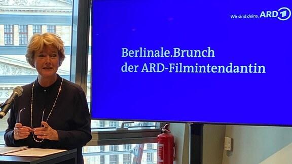 Staatsministerin für Kultur und Medien Prof. Monika Grütters beim Berlinale.Brunch 2020