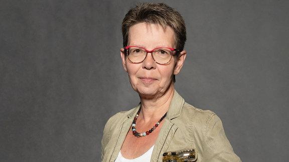 Angela Tomschke - kommissarische Programmdirektorin Leipzig