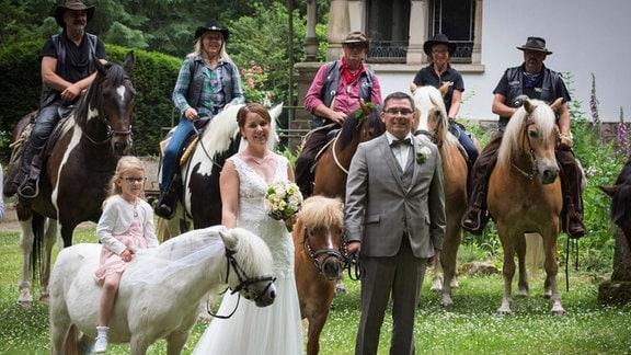 Hochzeit von Manuela und Daniel Hasenkrug