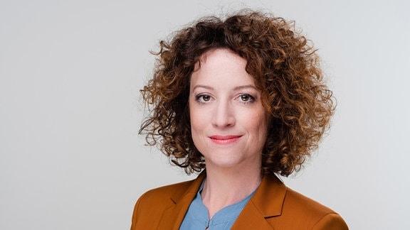 Julia Krittian, MDR-Unternehmenssprecherin und Leiterin der Hauptabteilung Kommunikation