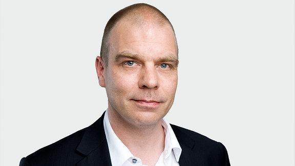 Malte Krückels, Mitglied des MDR-Rundfunkrates.