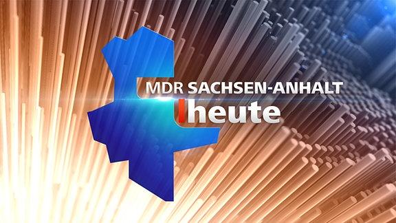 Logo Sachsen-Anhalt heute