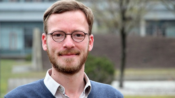 Porträt Martin Hoferick