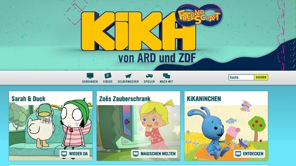 Ki.Ka Homepage