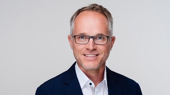 Michael Naumann Leitung der Abteilung Presse und Information innerhalb der Hauptabteilung Kommunikation des MDR.