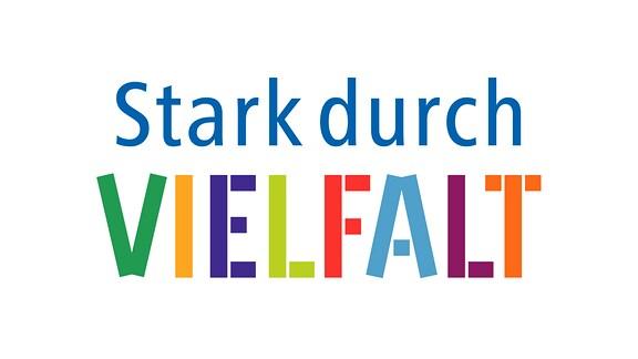 Logo Stark durch Vielfalt