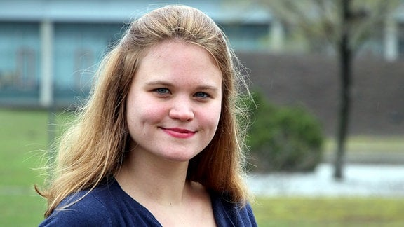 Porträt Pauline Vestring