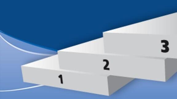 Drei-Stufen-Test
