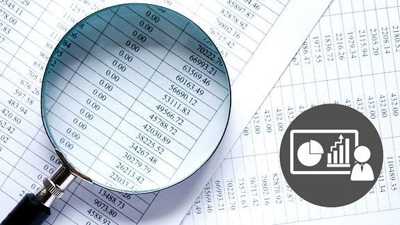 Symbolbild Finanzen des MDR
