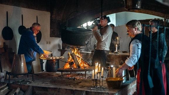 Allstedter Schloßküche
