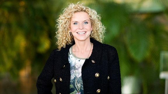 Victoria Herrmann - Moderatorin
