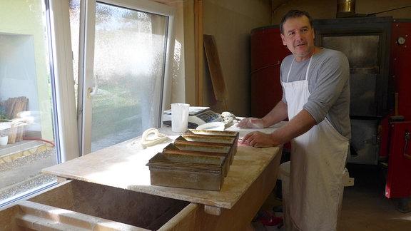 Bäcker in Tissa