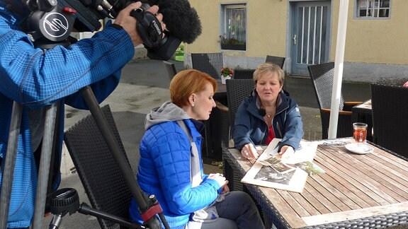 Beate Werner im Interview