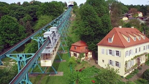 Unterwegs in Loschwitz