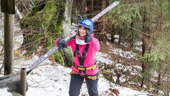 Steffi Peltzer-Büssow für Unterwegs in Thüringen