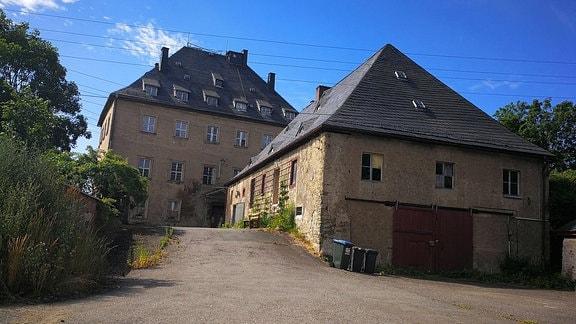 Schloss Hirschberg.