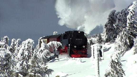 Auf schmaler Spur - Harzer Schmalspurbahnen