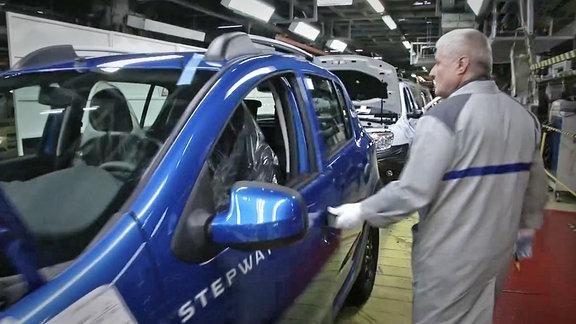 Dacia - Verkaufsschlager im Westen