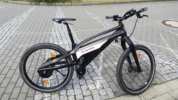 Fahrrad ohne Kette