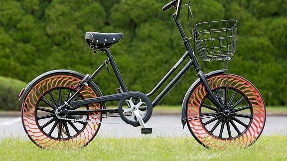 Airfree Conecept Fahrrad