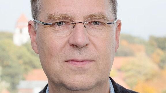 Prof. Dr. med. Alexander Münchau, Universitätsklinikum  Schleswig-Holstein.