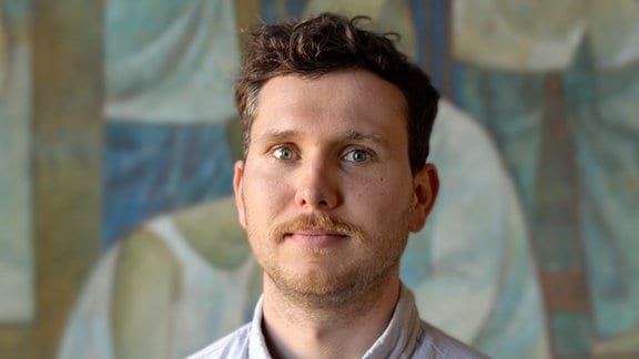 Der Techniksoziologe Dr. Andreas Bischof von der TU Chemnitz