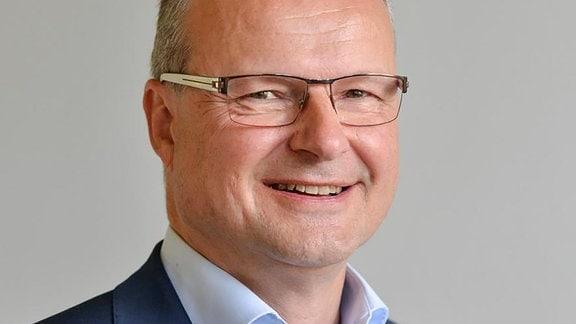 Professor Andreas Hilgeroth, Uni Halle