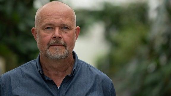 Pflanzenzüchter Dr. Andreas Houben vom IPK Gattersleben