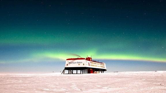 Neumayer III. Die deutsche Forschungsstation im Eis der Antarktis