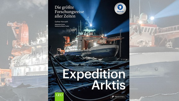 Cover Expedition Arktis