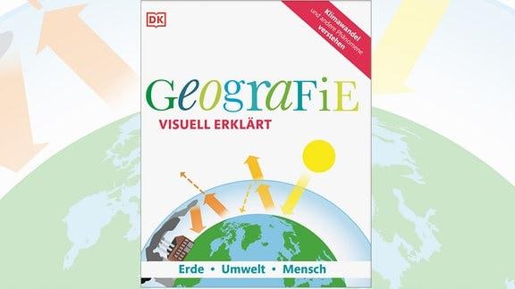 Buchcover - Geografie visuell erklärt