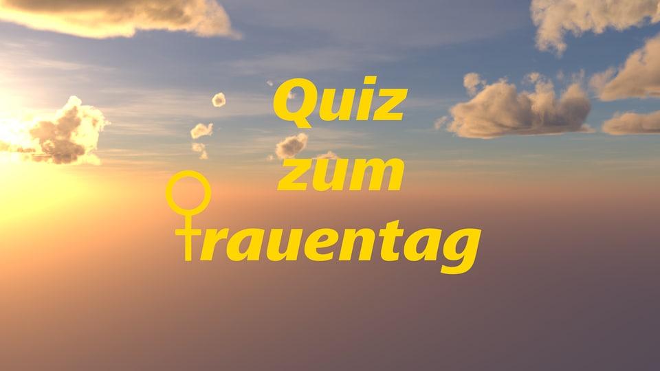 Quiz Seite