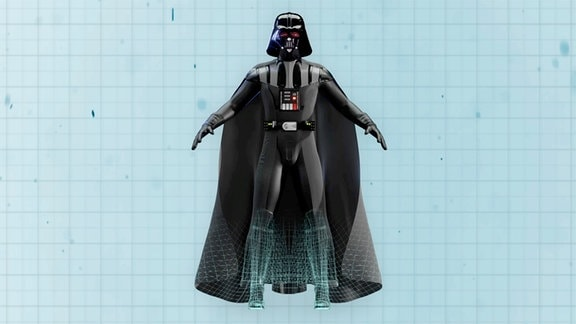 Anzug Darth Vader