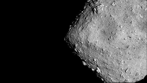 Der Asteroid Ryugu