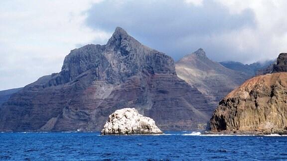 Atlantik-Insel St Helena