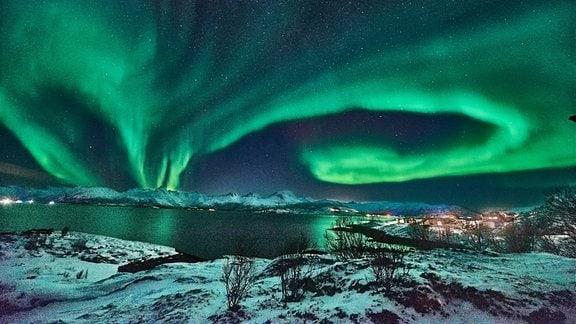 Aurora Borealis, Nordlicht