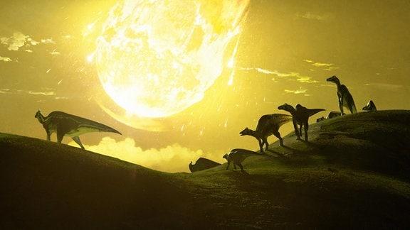 Aussterben Dinosaurier