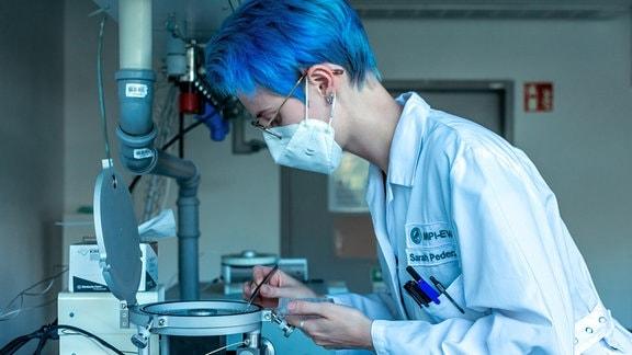 Um ein präzises Ergebnis zu gewährleisten werden alle Proben mehrfach analysiert. Für diese Studie wurden mehr als 500 Probemessungen durchgeführt.