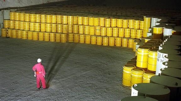Endlager für radioaktive Abfälle Morsleben
