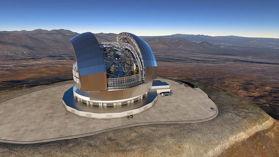 Das Extremely Large Telescope