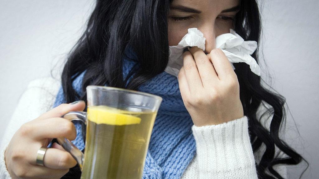 Grippe Oder Erkältung So Erkennen Sie Den Unterschied Mdrde
